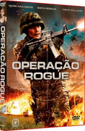 Filme Poster Operação Rogue DVDRip XviD & RMVB Dublado