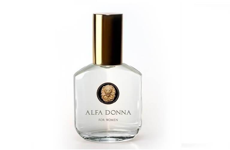 Nước hoa kích dục nữ Alfa Donna