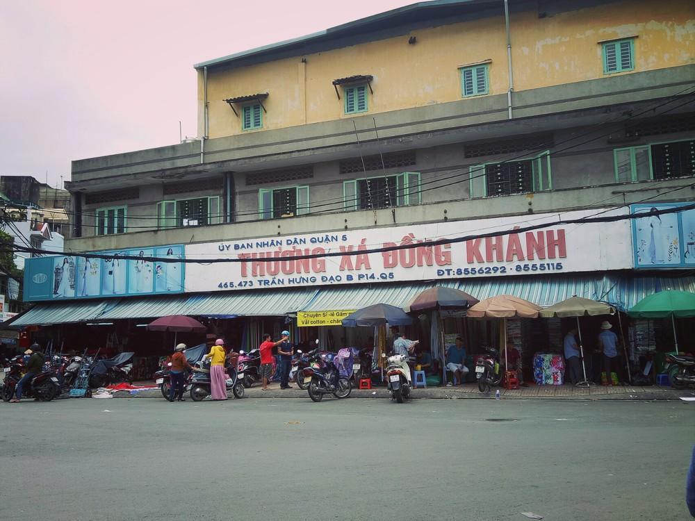 Chợ Vải Hơn 30 năm Tuổi Lớn Nhất Sài Gòn Với Cái Tên Lạ Lẫm - Soái Kình Lâm