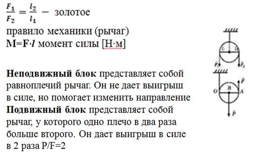 Формулы По Физике 9 Класс Кинематика