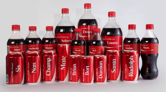 coca cola word of mouth campaign