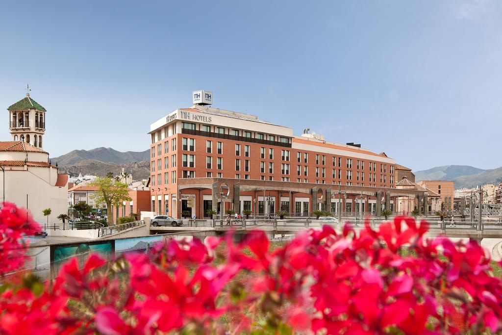 Fachada Hotel Málaga Capital