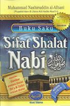Sifat Shalat Nabi SAW (Buku Saku) | RBI
