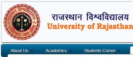UNIRAJ Jaipur MCA 5th Semester Time Table 2019