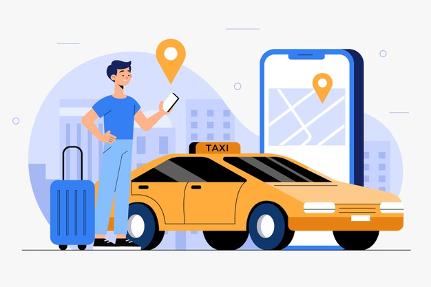 on demand taxi
