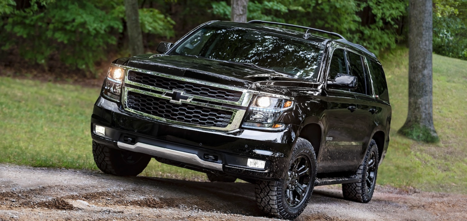Chevrolet tahoe rst special edition.