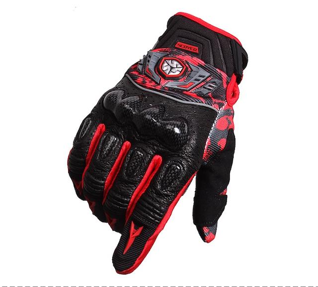 Găng tay moto giúp đôi tay của biker được giữ ấm và bảo vệ một cách tốt nhất