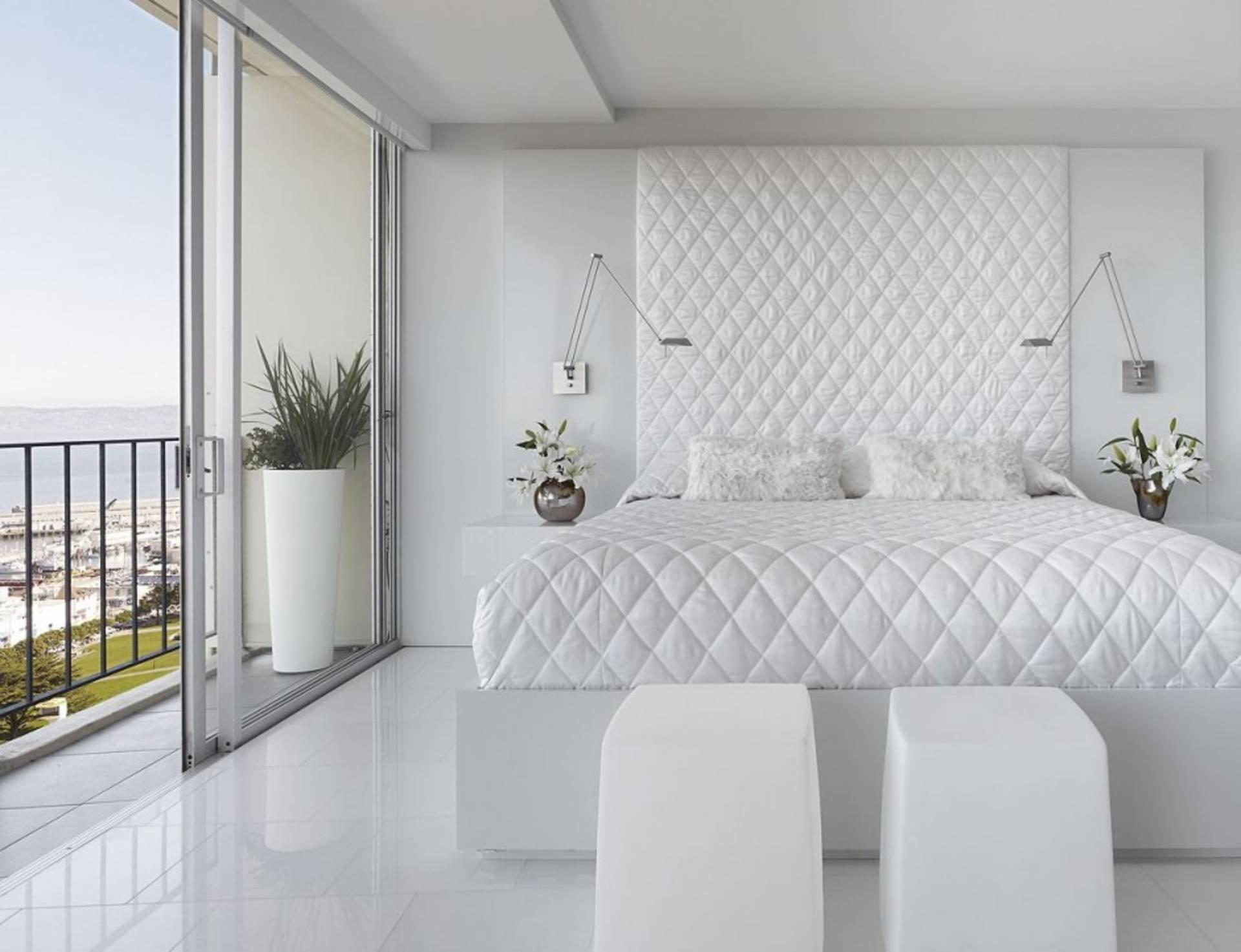 Nội thất phòng ngủ hiện đại đơn giản 3