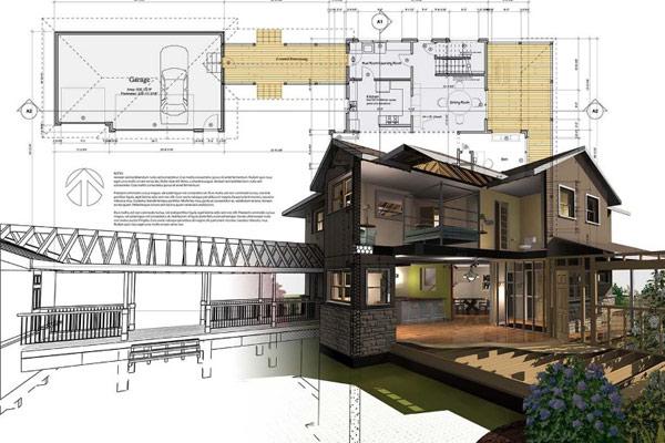 Khái niệm thiết kế kiến trúc là gì?