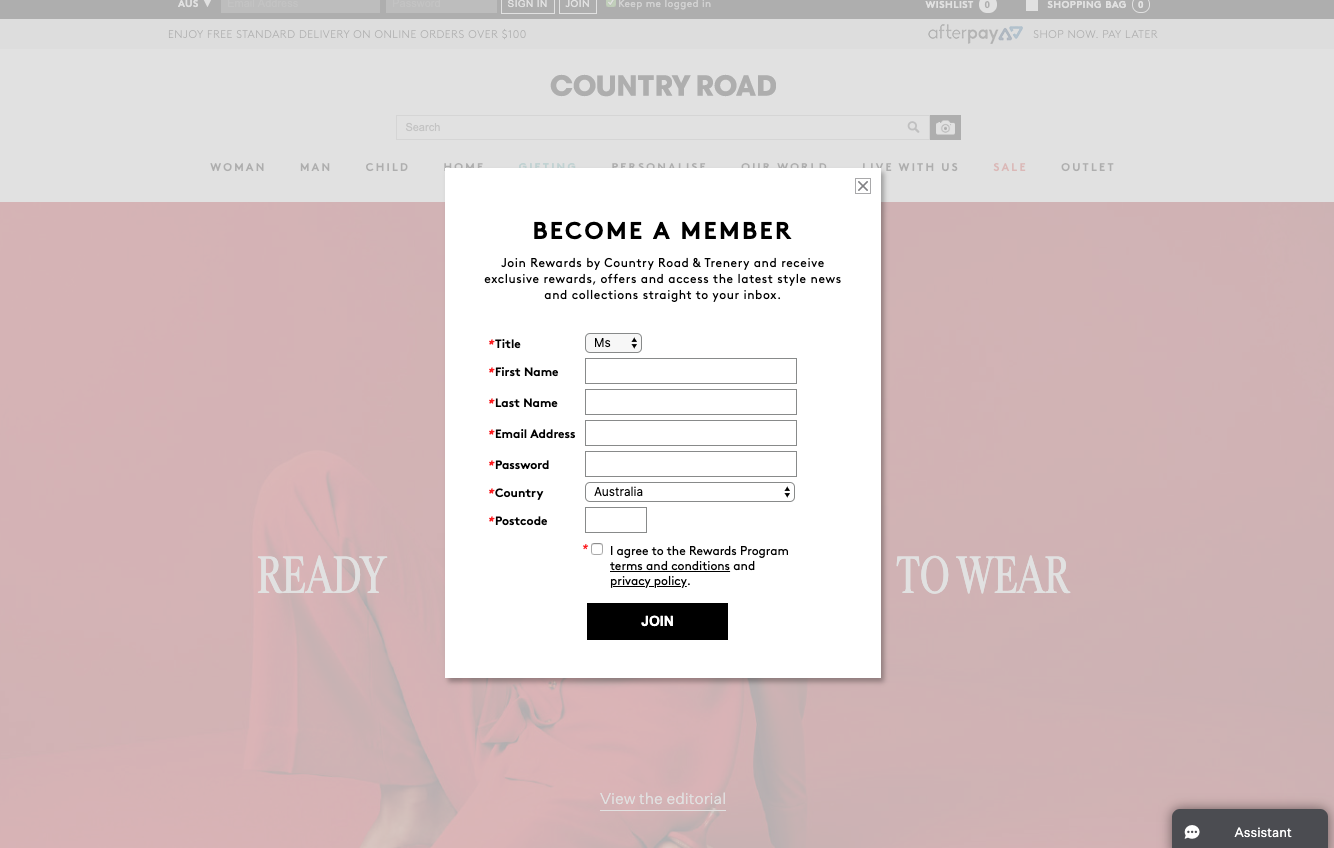 ecommerce product badging interactive overlays