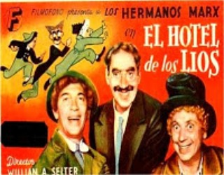 El hotel de los líos (1938, William A. Seiter)