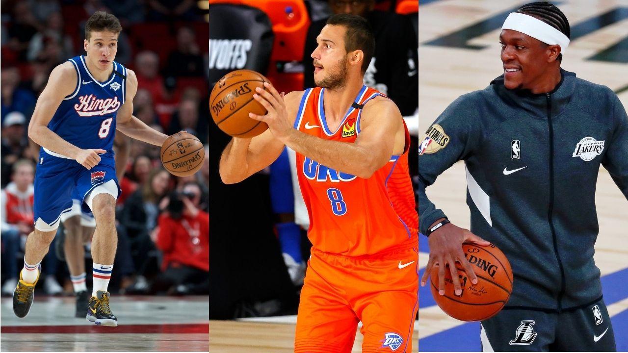 Bogdan Bogdanovic left Giannis and the Bucks hanging': Can the Atlanta Hawks  make the playoffs in 2020-21 season? | The SportsRush