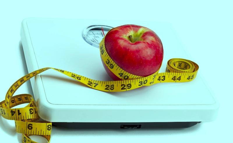 وزن زیاتوونکي خواړه