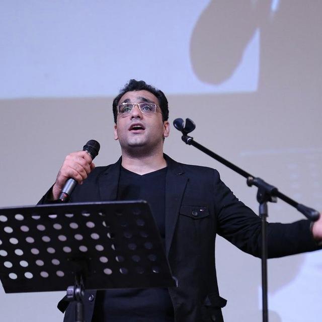 مرتضی اکبرزاده غلامی مدرس آواز کلاسیک و پاپ