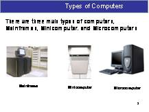 types of computers notes computer amp internet help