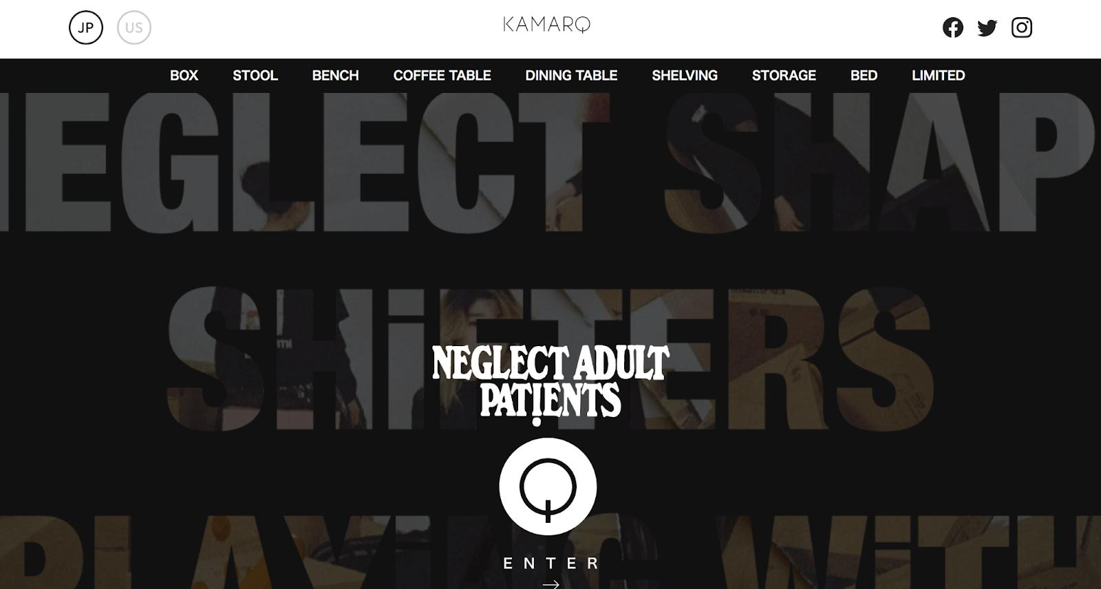 KAMARQ ホームページ