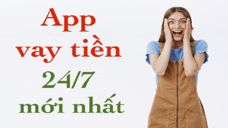 Vay tiền tiêu dùng nhanh chóng qua app 24/7