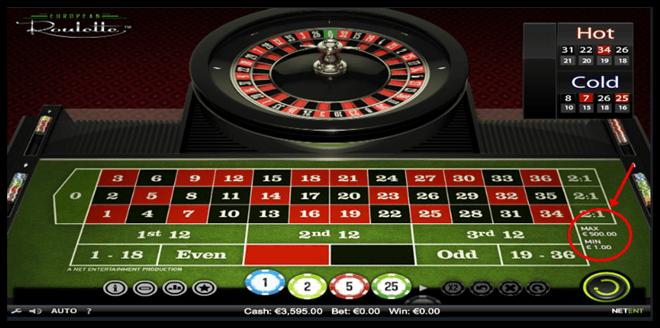 казино где высылают архивы с числами для рулетки