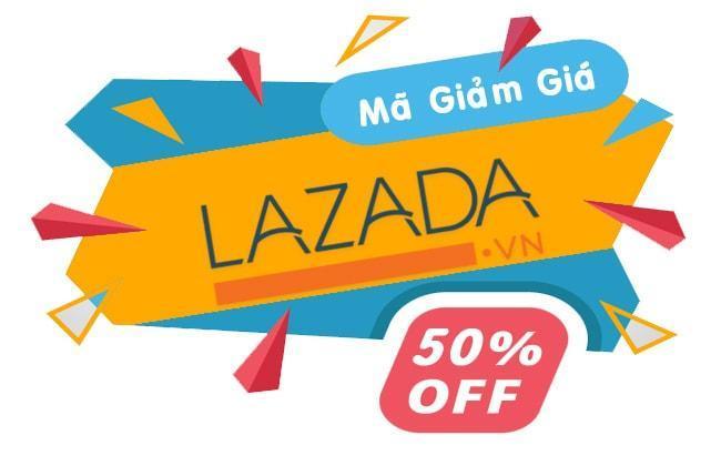Kết quả hình ảnh cho mã khuyến mãi Lazada