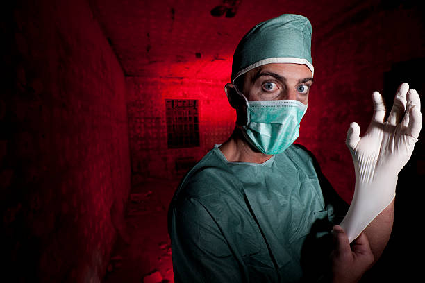 3,178 Scary Doctor Stock Photos, Pictures & Royalty-Free Images
