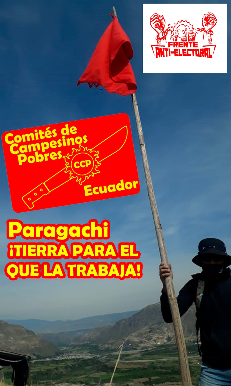 COMITÉS DE CAMPESINOS POBRES PARAGACHI 2021 no votar 2