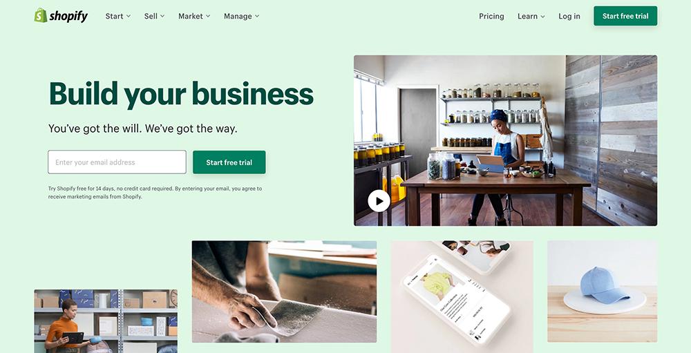 Shopify Plus for E-Commerce Development