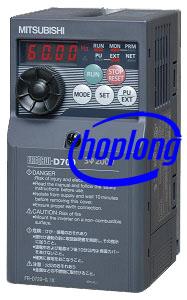 Địa chỉ mua biến tần FR-D8720-3.7K uy tín chất lượng