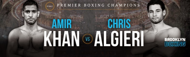Amir Khan vs Chris Algieri Live Streaming Free Spike TV