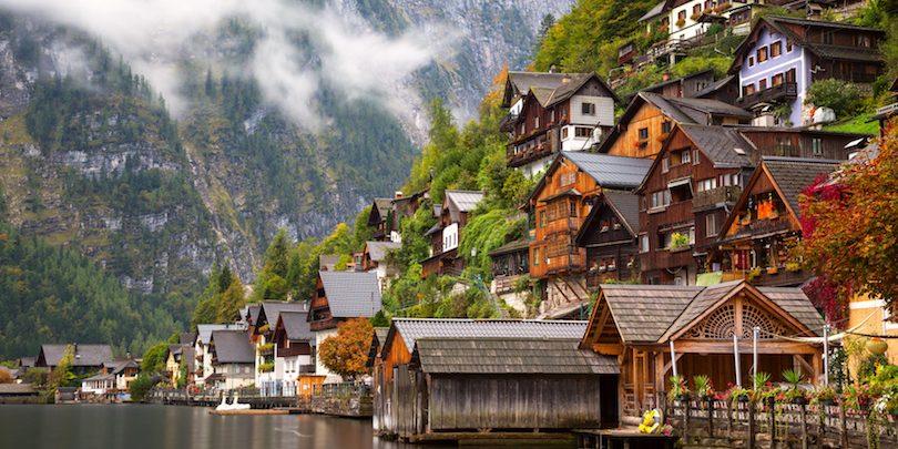 Hầu hết người dân Áo đều nói tiếng Đức vì đó là ngôn ngữ chính của họ