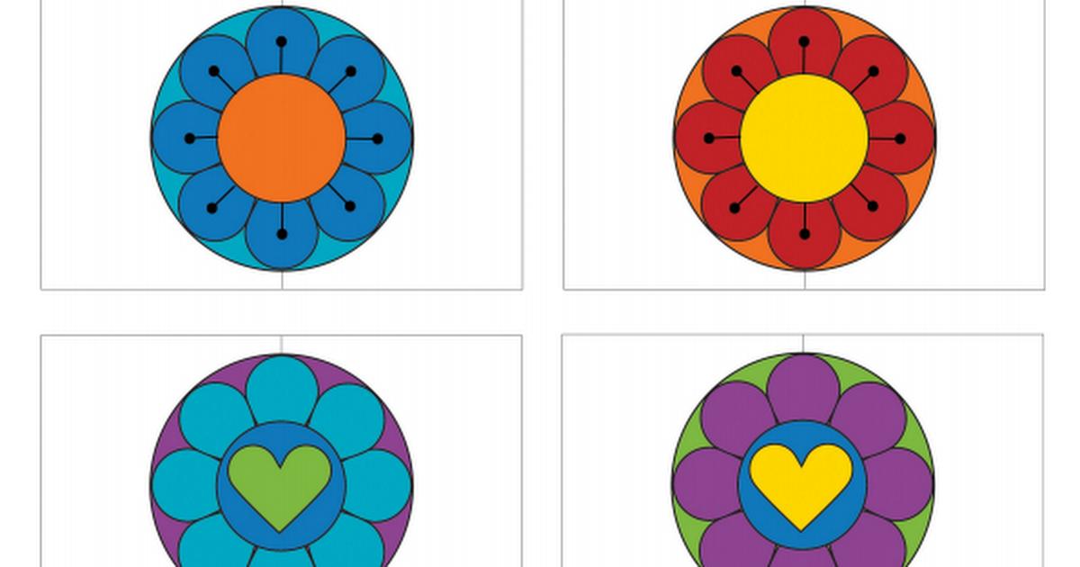 Matching Images >> flower_matching_game.pdf - Google Drive
