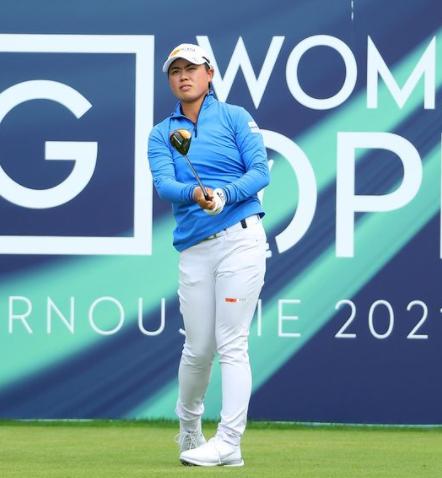 Pinay golfer Yuka Saso soars to number 6 in world rankings