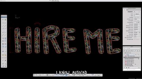 """""""Hire Me"""""""