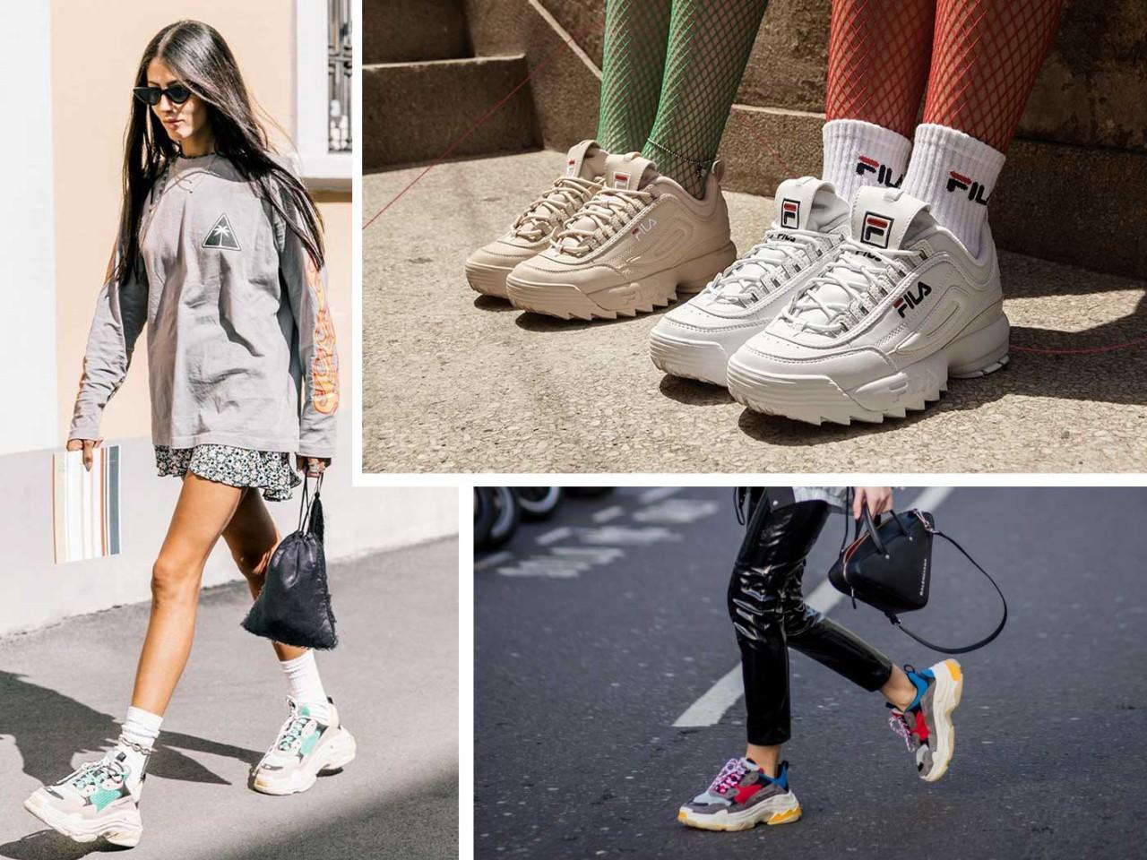 Sneaker hiện nay trở nên phổ biến ra sao