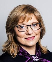 Místopředsedkyně představenstva Stavební spořitelny České spořitelny, a.s. (Buřinka)
