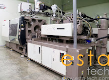 Meiki MD450C-DM (2000-02) Plastic Injection Moulding Machine