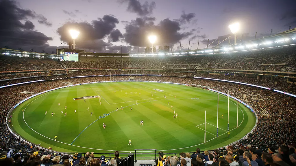 The Melbourne Cricket Ground - aka The MCG, Melbourne Backpackers Guide