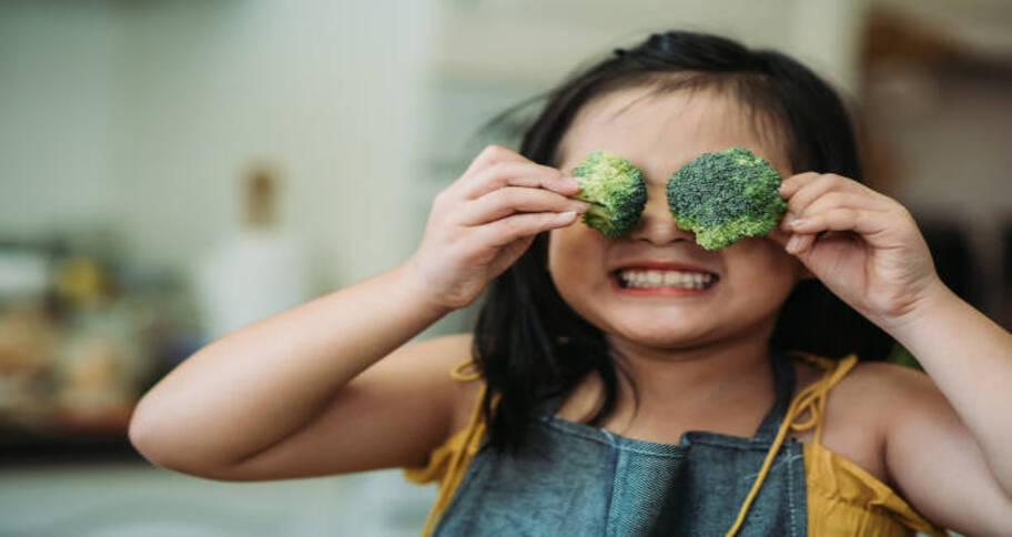 healthy eating habits for children should be made fun