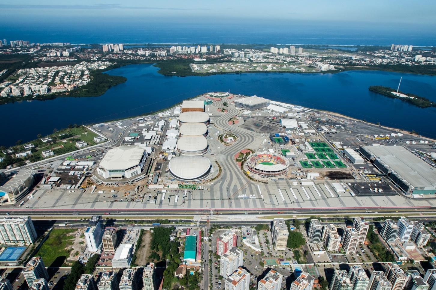 Parque Olímpico do Rio de Janeiro – Wikipédia, a enciclopédia livre