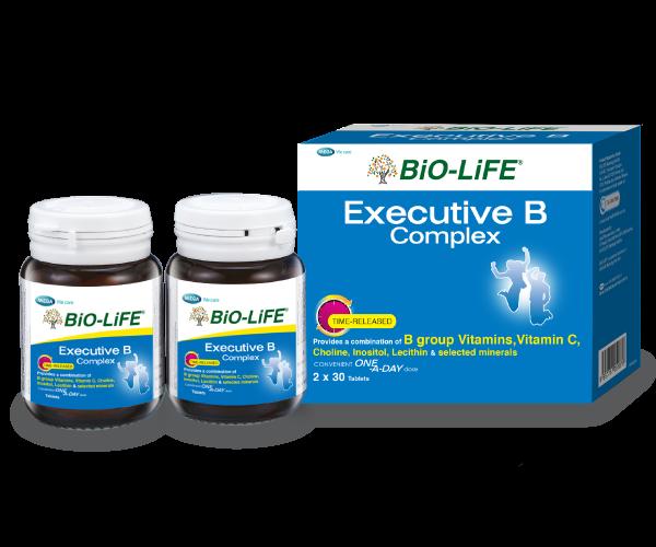 Bio-Life Executive B Complex - B Complex Vitamins - Shop Journey