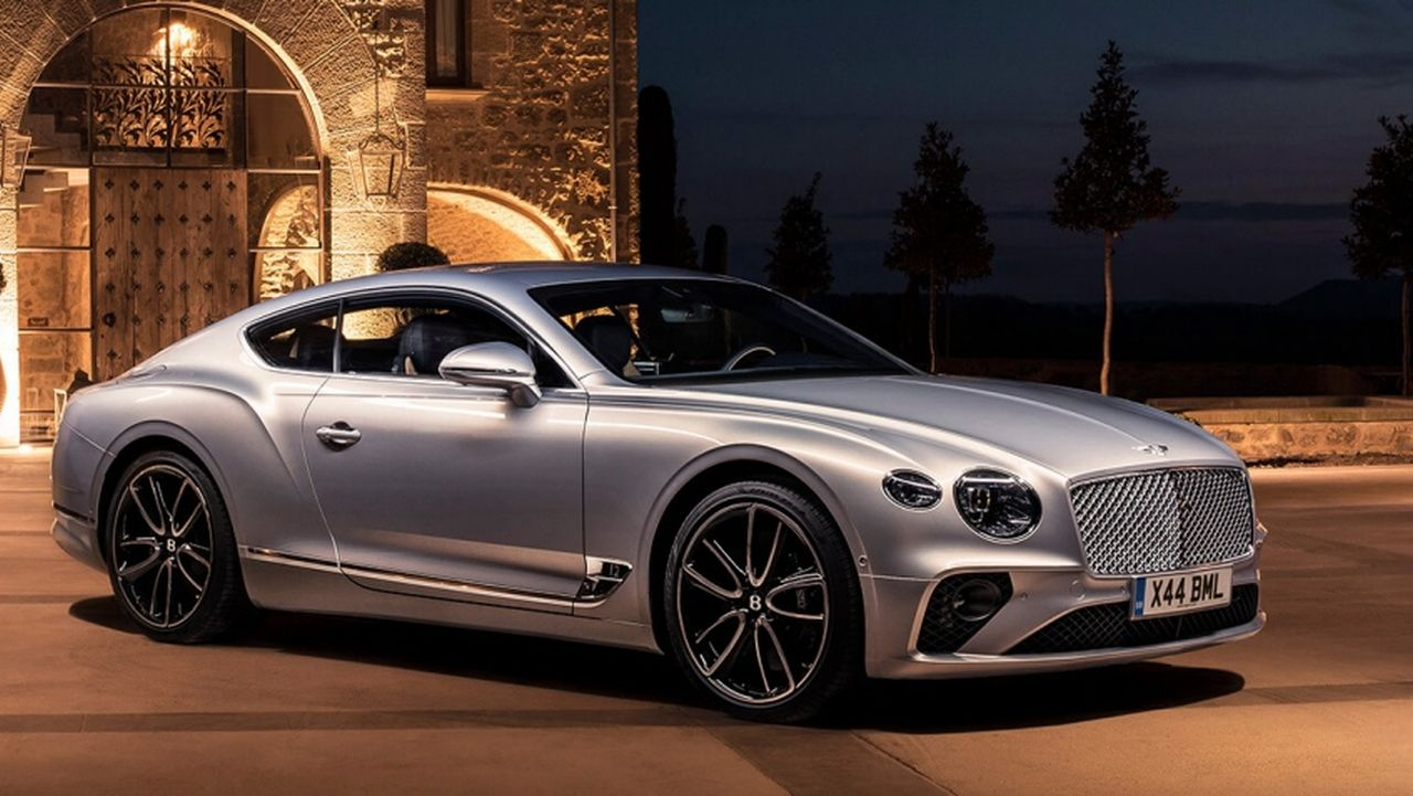 Bentley Continental GT   333 km/h  Another name in the super luxury car segment is Bentley. But where sprint times are low, gunning from 0 to 100 in 4.8 seconds, the Bentley Continental GT reigns supreme when it comes to luxury interiors. The car is priced at Rs 3.12 crore. (Image Source: Bentley)