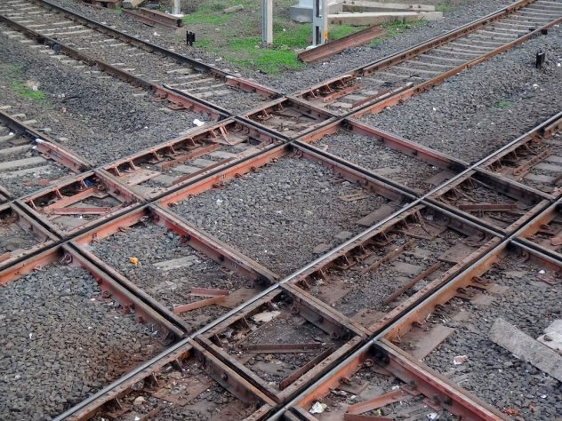 Nagpur is famous for- Diamond Crossing