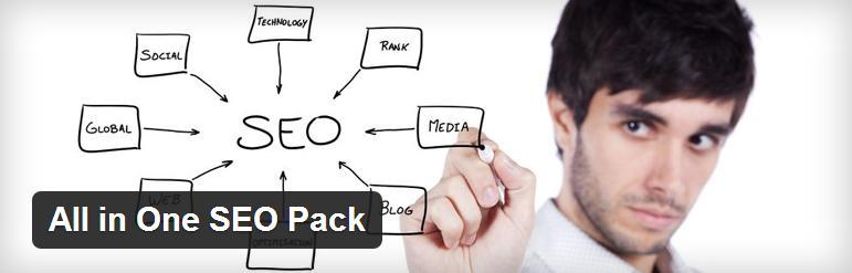 wordpress ecommerce plugin - all in one seo pack