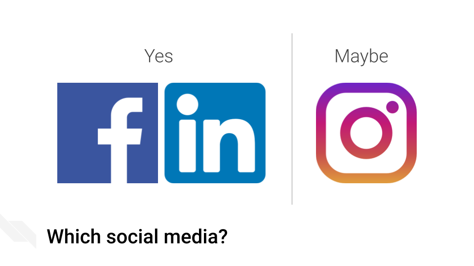 Which social media networks are best for nonprofits?