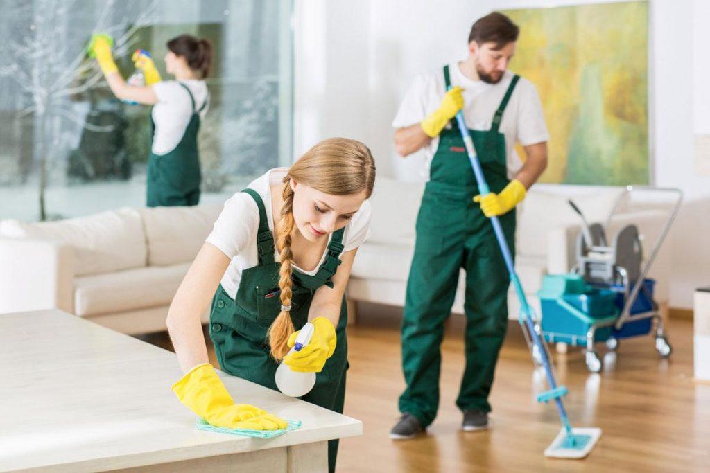 Dọn vệ sinh theo giờ mang lại nhiều lợi ích cho bản thân và gia đình
