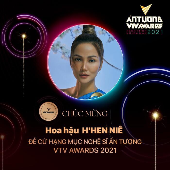H'Hen Niê: Tôi xúc động khi được đề cử Nghệ sĩ Ấn tượng Ảnh 1