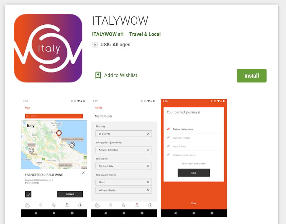 Le migliori Travel App per riscoprire l'Italia_italy wow