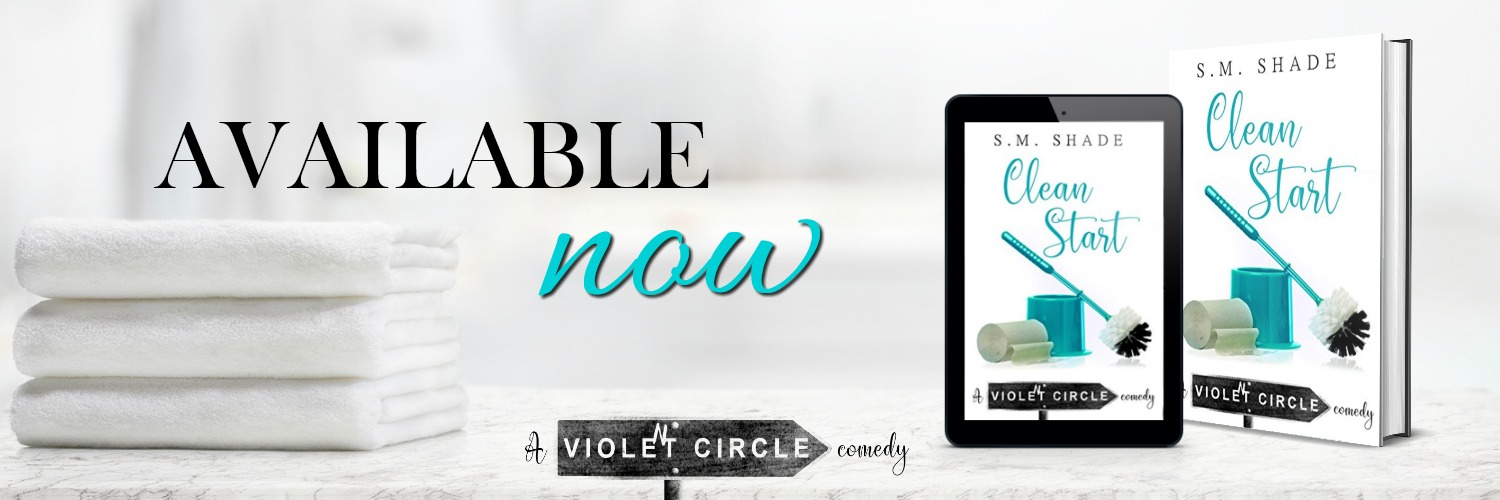 CLEAN START by SM Shade @authorSMShade @BookSmacked #NowAvailable #NewRelease #Review #TheUnratedBookshelf