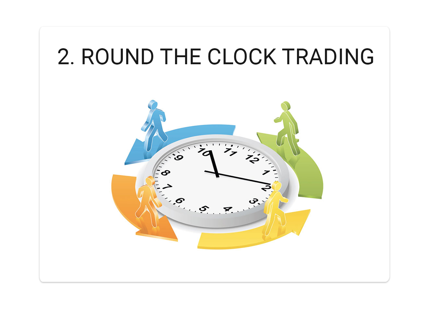 round the clock trading with crypto trading bots