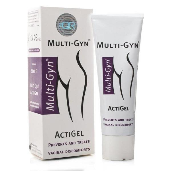Cách trị huyết trắng tại nhà bằng Multi Gyn Actigel