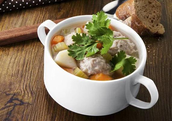 Бульонница для супа